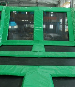 Tntegral trampoline mat CH-ST160061