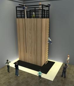 Parachute Jump Towers CH-JT160006