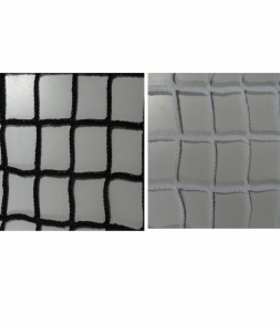Black and white Wsfety Netting in Trampoline Park Equipment CH-SF150103